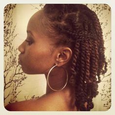 This is cute, i need to practice on my twists and make them neater