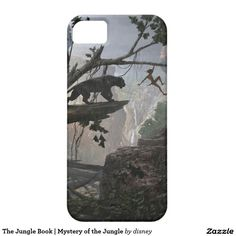 The Jungle Book | Mystery of the Jungle iPhone SE/5/5S Case #carcasas #cases