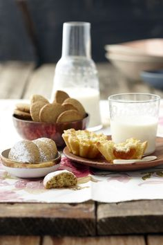 Cake Flour, Ground Cinnamon, Winter Holidays, Panna Cotta, Entertainment, Treats, Traditional, Baking, Children
