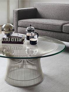 Platner Coffee Table Designed by Warren Platner
