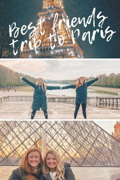 A Best Friends Trip