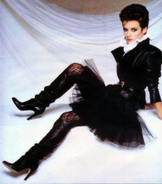 """Sheena Easton in """"Rewind: Hits of the 80s with Sheena Easton and Sam Harris,"""" Jan.29, 2014"""
