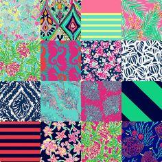 Lilly Resort 2012 prints— love them!!