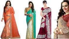 flipkart saree Collection  party wear sarees  wedding saree http://youtu.be/JWHRTcwhtHI