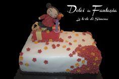 Pucca cake #pucca