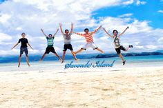 Saronde Island in Indonesia, Gorontalo City.. Le'ts come and join with us.. :)