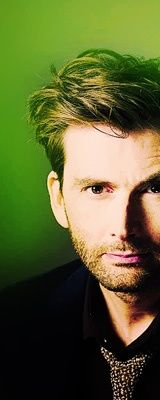 David Tennant <3  Television's equivalent of smothering something in chocolate