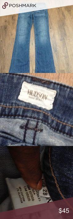 Hudson jeans Size 28 (3700) Hudson Jeans Jeans