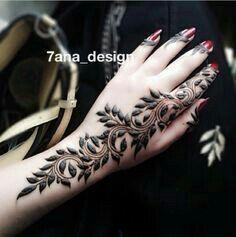 Latest Finger Mehndi Designs, Arabic Henna Designs, Mehndi Designs 2018, Modern Mehndi Designs, Mehndi Designs For Beginners, Beautiful Henna Designs, Mehndi Designs For Fingers, Henna Tattoo Designs, Mehandi Designs
