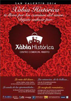 Déjate seducir por Xàbia Histórica y gana una escapada romántica. #Javea inicia la campaña de San Valentín. Participa . #CostaBlanca  #Tuplancostablanca