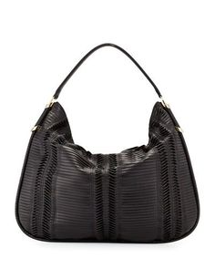 b997bccfd160 V27UD Jimmy Choo Zoe Large Pleated Hobo Bag