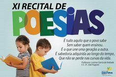 Recital de Poesias - Entre Folhas - MG