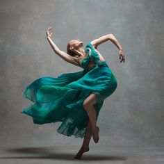 And, something magical...Charlotte Landreau, Martha Graham Dance Company, photo by Ken Browar and Deborah Ory, NYC Dance Project. https://www.facebook.com/nycdanceproject/
