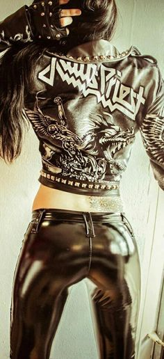 Judas Priest...this is literally my all time favorite album. Holy shit I need this in my life. I would wear it everyday lol