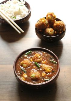 Veg Manchurian | Flavors of Mumbai
