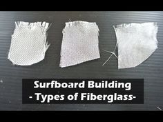 Surfboard Fiberglass and Glassing Schedules: How to Build a Surfboard