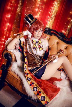 H(H) Maki Nishikino Cosplay Photo - WorldCosplay