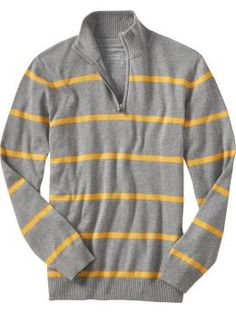 striped pullover; Old Navy, $25