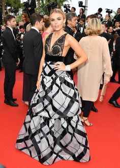 Cannes Film Festival Red Carpet 2017 | StyleCaster
