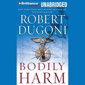 I just finished listening to Bodily Harm (Unabridged) by Robert Dugoni, narrated by Dan John Miller on my #AudibleApp. https://www.audible.com/pd?asin=B003M64QCW&source_code=AFAORWS04241590G4