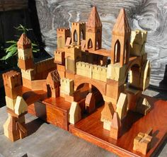 These blocks are amazing and beautiful. Adults will have a hard time not playing with them.