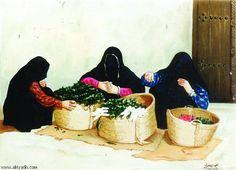 Drawing Sketches, Art Drawings, Saudi Arabia Culture, Islamic Cartoon, Ramadan Decorations, Png Photo, Cute Girl Photo, Portrait Illustration, Pattern Art