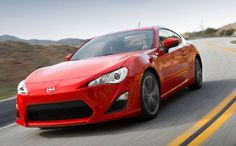 2013 Scion FR S Front View