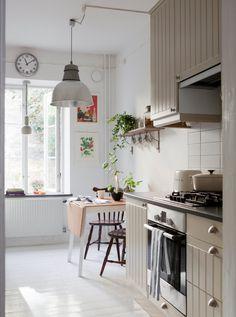 Gravity Home, Source: Bolaget - Kitchen