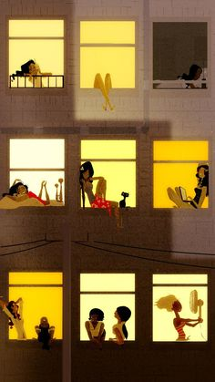 Kai Fine Art is an art website, shows painting and illustration works all over the world. Design Visual, Pascal Campion, African American Art, Art Graphique, Black Art, Love Art, Oeuvre D'art, Illustrations Posters, Vintage Illustrations