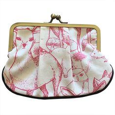 Craft Me Up Woodland Animals Pleat Coin Purse Woodland Animals, Wallets, Pony, Coin Purse, Purses, Crafts, Bags, Forest Animals, Pony Horse