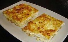 Τυρόπιτα 2 κινήσεων: Με 2 κινήσεις και έτοιμη σε 10 λεπτά| i-diakopes.gr Greek Cheese Pie, Cheese Pies, Pie Recipes, Cooking Recipes, Recipes Dinner, Recipies, Cheese Pie Recipe, Low Carb Vegetarian Recipes, Kitchen