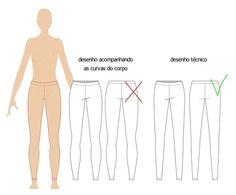 como fazer esboço em estilismo - Pesquisa Google