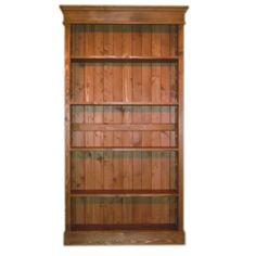 Portchester Pine Waxed Large Bookcase  www.easyfurn.co.uk Large Bookcase, Pine, Wax, Shelves, Home Decor, Pine Tree, Shelving, Decoration Home, Room Decor