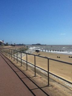 """See 66 photos and 8 tips from 924 visitors to Clacton-on-Sea. """"A lovely place to visit any time of the year. Robin Hoods Bay, Buckingham Palace, Sands, Bristol, Liverpool, Childhood Memories, Manchester, Seaside, Beaches"""