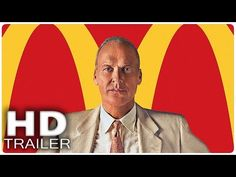 The Founder Official Trailer #1 (2016) - Michael Keaton Movie HD - YouTube