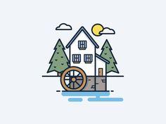 Watermill by Scott Tusk