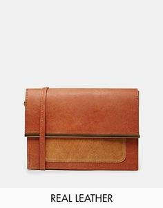 I love this vintage leather cross body bag! And the gypsy/boho look is so much on trend at trend at the moment. Get involved!