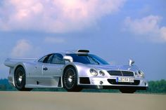 Who likes this 1997 Mercedes-Benz CLK-GTR?