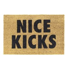 Egotrips - Nice Kicks Doormat