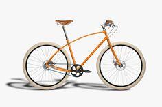 Budnitz Bicycles | No.3 Honey Edition