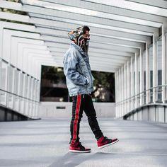 Nike x Adidas Androgynous Fashion, Tomboy Fashion, Streetwear Fashion, Mens Fashion, Fashion Outfits, Fashion Styles, Street Etiquette, Adidas Fashion, Stylish Men
