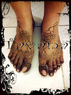 My first #Bridal #Feet #Mehendiexperiments #Mehendi #Henna #Tattoo