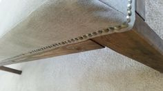 Easiest Upholstered Bench   Do It Yourself Home Projects from Ana White