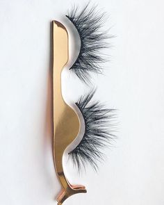 Handcrafted with real mink hair. Wispy Lashes, Fake Lashes, 3d Mink Lashes, Eyelashes Makeup, Long Lashes, Eyelash Brands, Lashes Logo, Ardell Lashes, Applying Eye Makeup