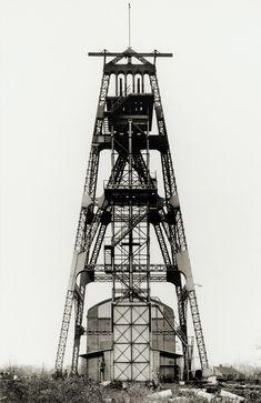 photo by Bernd & Hilla Becher, 1963