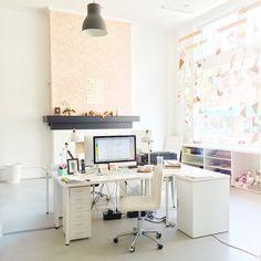 smitten desk scenes | Smitten on Paper