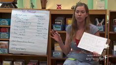 Whole Class Instruction: Teaching Students to Organize Information Texts to Support a Claim (5-8) on Vimeo