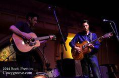Photos – The Cactus Blossoms, 9/12/14, Southgate House Revival, Newport, KY