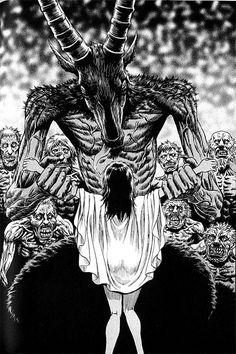 illustration from Berserk