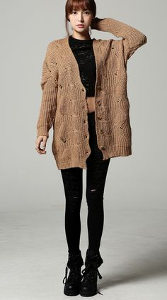 k fashion.  Love the sweater!